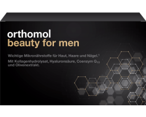 Orthomol Beauty for Men (30 дней) NEW