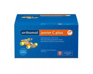 Orthomol junior С plus (14 дней)