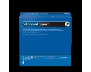 Orthomol Sport (7 дней) + Омега 3